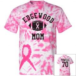 Rams Mom Cancer Tee