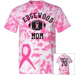 Rams Mom Cancer Tee