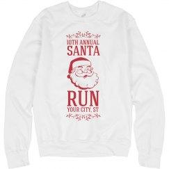 Annual Santa Run 5K