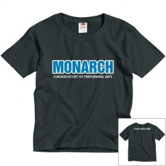 Youth Monarch Unisex Tee