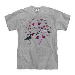Bow & Arrow Love Birds
