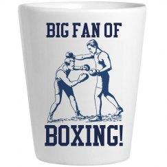 Boxing Drinking Game Shot