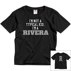 I'm a Rivera!
