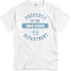 Grad School Department