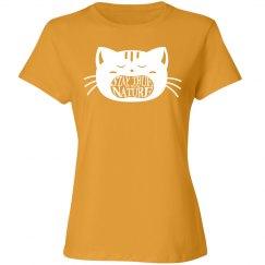 True Nature Cat Women's Shirt