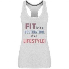 Fit isn't a Destination