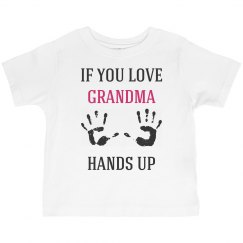 If you love grandma hands