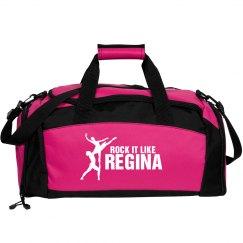 Rock it like Regina