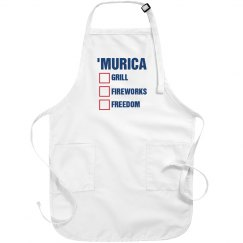 USA Cookout Checklist