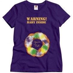 Warning: Mardi Gras Baby