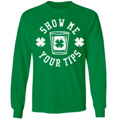 Show Me Your Tips Irish