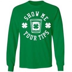 Show Me Your Tips Irish