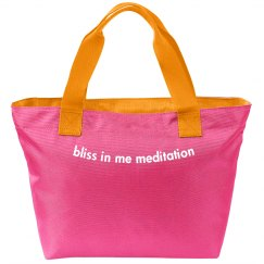 Bliss In Me Tote Bag