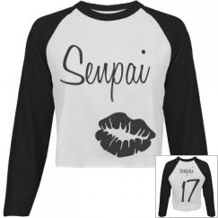 senpai croptop