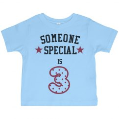 Someone special is 3