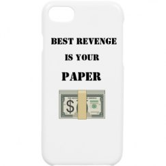 Best Revenge Is Your Paper