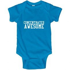 Concentrated Awesome Onesie