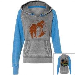 Beachy sweatshirt