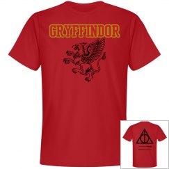 gryffindor shirt