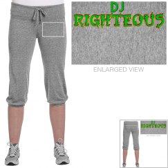 DJ Righteous Sweat Pants Woman
