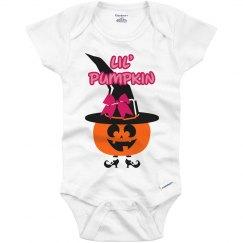 Lil' Pumpkin Girl