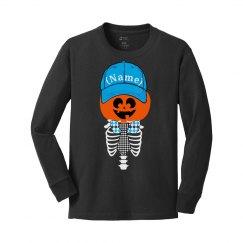 Halloween Pumpkin Trendy for Him