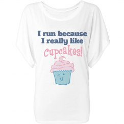 I Run for Cupcakes!