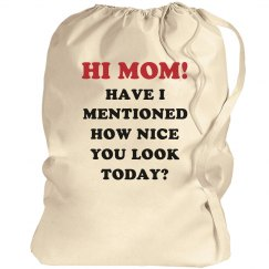 Hi Mom Going Away To College Gift