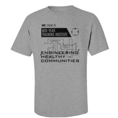 2017 MYTI Mens T-shirt - Heather Gray