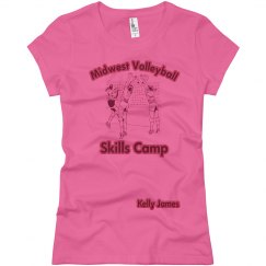 Midwest Volleyball Camp