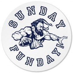 Dad's Football Sundays