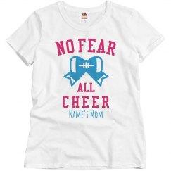 No Fear, All Cheer Team Tee