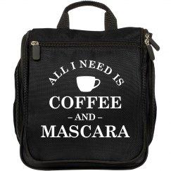 I Need Coffee and Mascara