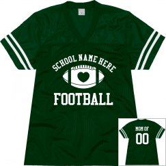 Football Moms Custom Jerseys