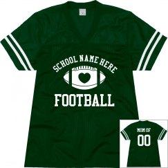 Football Moms Custom Jerseys