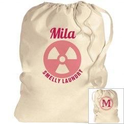 MILA. Laundry bag