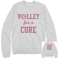 Volleyball Find A Cure