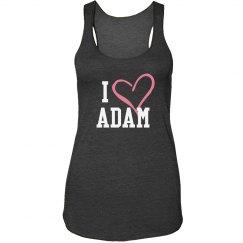 I Love Adam