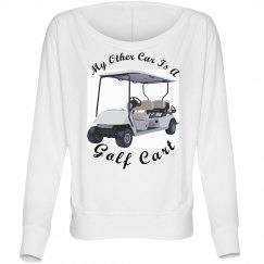 My Car is a Golf Cart