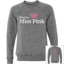 Miss Pink Warrior
