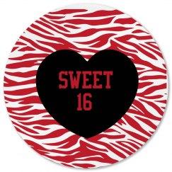 Sweet 16  Coaster