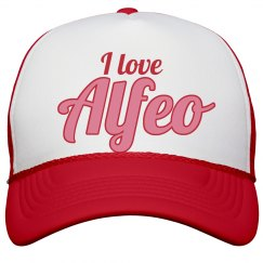 I love Alfeo