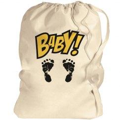 Babies Laundry Bag