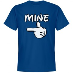 Mine Couples Tee Mens