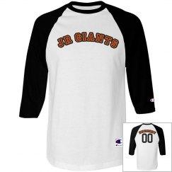 Jr Giants T-Ball Shirt