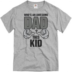 Who's an awesome dad