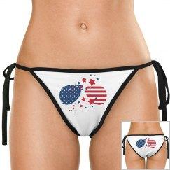 USA Flag Shades & Stars