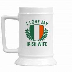 Love my Irish wife