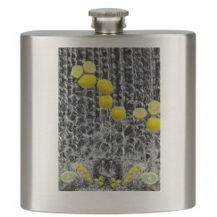 Lemon water flask