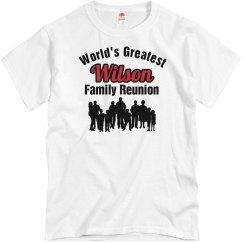 Wilson Family Reunion